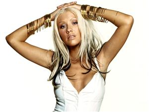 Christina Aguilera Screensaver Sample Picture 3